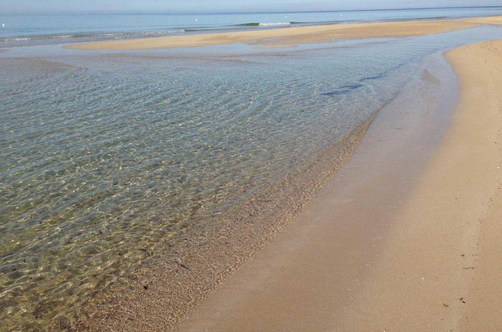 B&B Anemos - La spiaggia di Pescoluse - Maldive del Salento