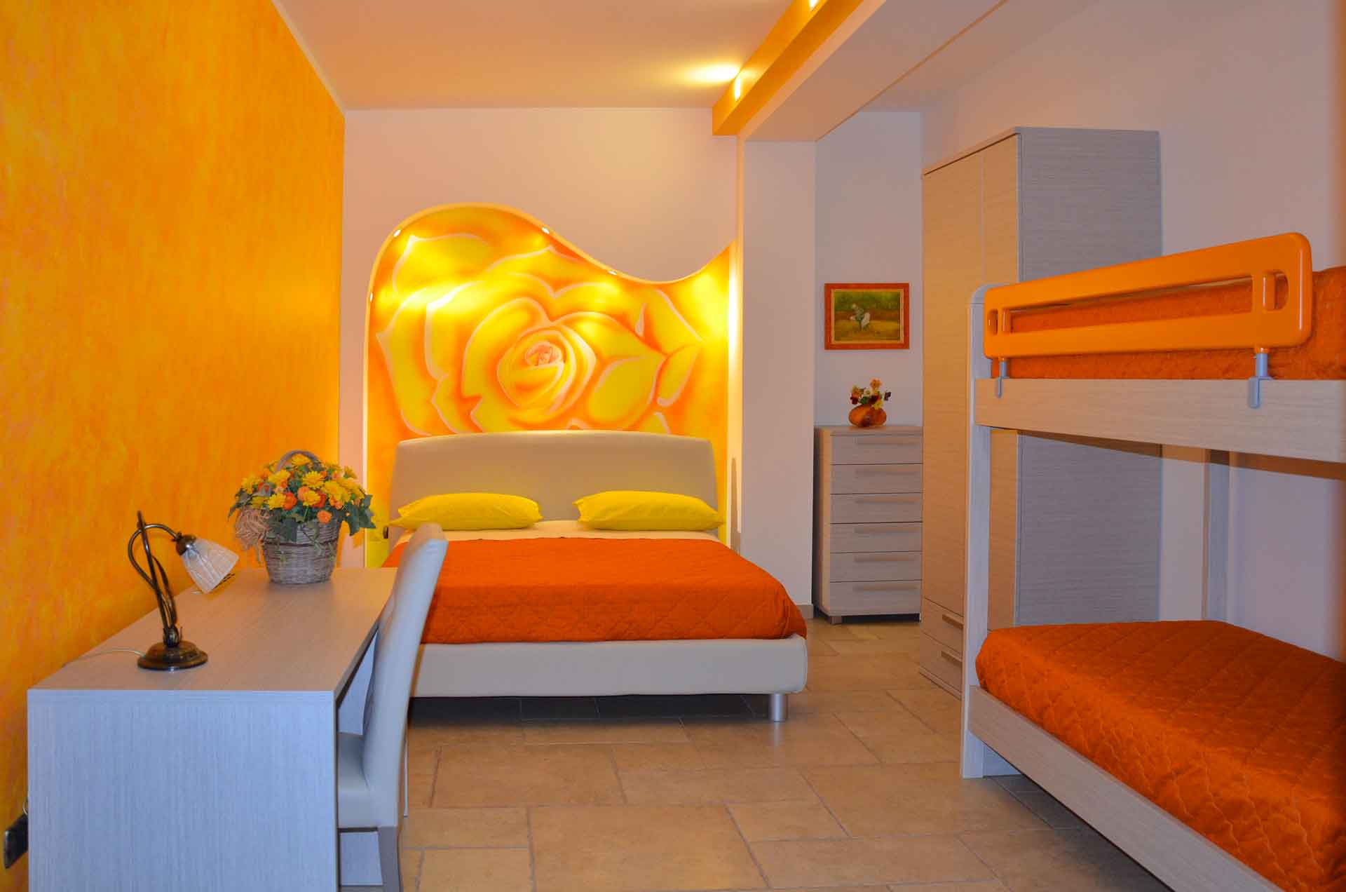 B&B Anemos - Finely furnished new-build rooms