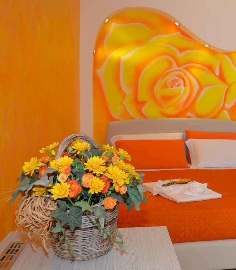 Camera Raggio di Sole - B&B Anemos - Morciano di Leuca - Spiaggia di Pescoluse - Salento