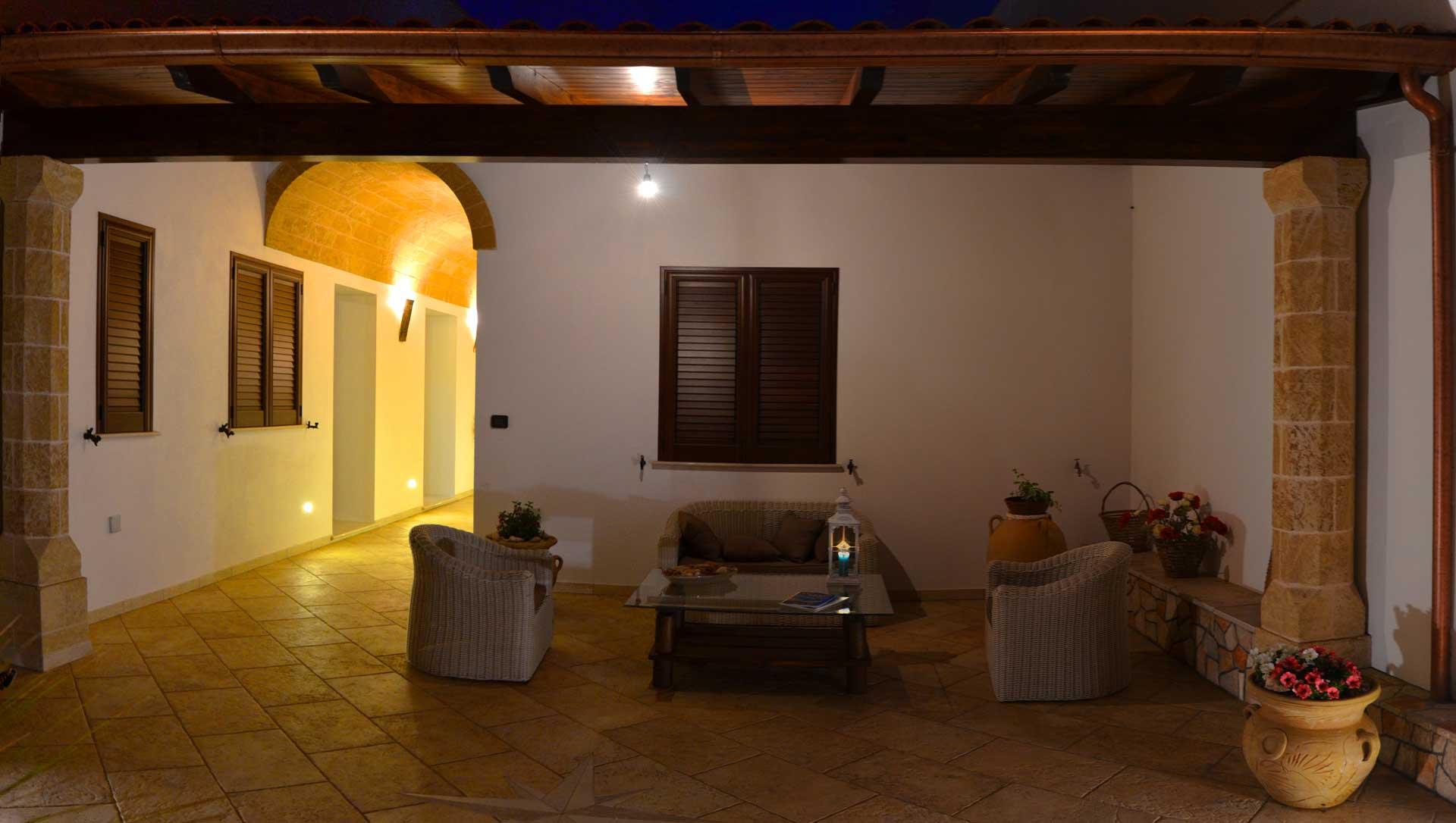 B&B Anemos - Morciano di Leuca - (Lecce), Salento - Il luogo ideale per la tua vacanza nel Salento