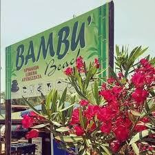lido bambù posto vecchio